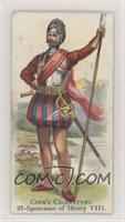 Spearman of Henry VIII
