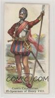 Spearman of Henry VIII [NoneGoodtoVG‑EX]
