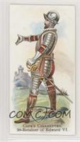 Retainer of Edward VI