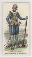 Arquebuser of Elizabeth [NoneGoodtoVG‑EX]