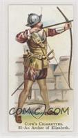 An Archer of Elizabeth
