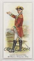 Heavy Dragoon, 1805