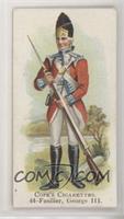Fusilier, George III
