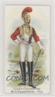 Lifeguardsman, 1824