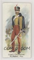Hussar, 1853