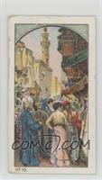 Scenes in the Bazars of Cairo [NoneGoodtoVG‑EX]