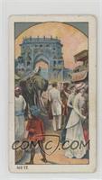 Street scene in Lucknow [NoneGoodtoVG‑EX]