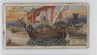 Cabot Sailing from Bristol [GoodtoVG‑EX]