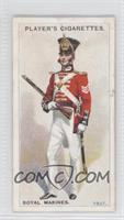 Royal Marines: Sergeant of Marines, 1837