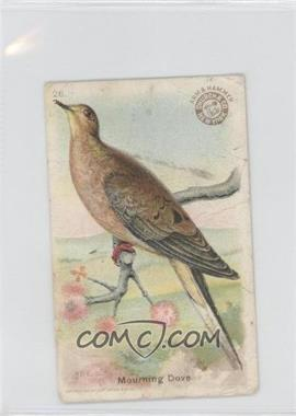 1915 Arm & Hammer Useful Birds of America Series 1 - [Base] #26 - Mourning Dove [Poor]