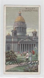 1916 Wills Gems of Russian Architecture - Tobacco [Base] #31 - St Isaac's Cathedral