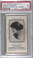 Virginia Pearson [PSA3VG]