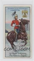 1st Royal Dragoons. (The Waterloo Eagle).