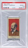 James A. Garfield [PSA 2.5]