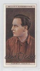 1928 Wills Cinema Stars Series 1 - Tobacco [Base] #23 - Conway Tearle