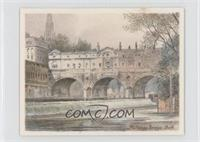 Pulteney Bridge, Bath [Good to VG‑EX]