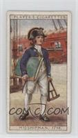 Midshipman, 1790 [PoortoFair]