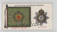 1st Bn. Devonshire Regiment