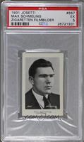 Max Schmeling [PSA 5]