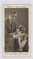 Ricardo Cortez andMary Astor in
