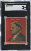 Herbert Hoover [SGC30GOOD2]