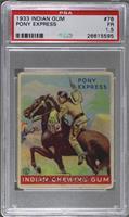 Pony Express [PSA1.5]
