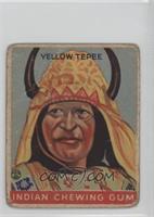 Yellow Tepee [PoortoFair]