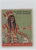 He Who Travels Everywhere [Good to VG‑EX]