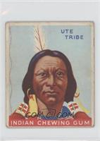 Chief of the Ute Tribe [Good to VG‑EX]