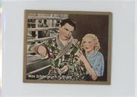 Max Schmeling, Anny Ondra [Good to VG‑EX]