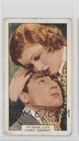Myrna Loy, Cary Grant [GoodtoVG‑EX]