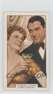 1935 Gallaher Film Partners - Tobacco [Base] #34 - Elissa Landi, Cary Grant