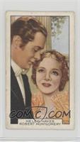 Helen Hayes, Robert Montgomery [PoortoFair]