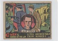 G-Men Answer Public Enemy Number - 1