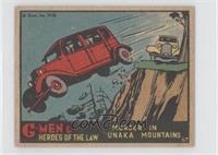 Murder in Unaka Mountains