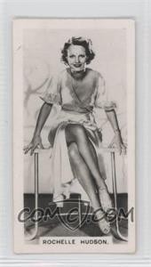 1937 Carreras Film Stars - Tobacco [Base] #8 - Rochelle Hudson