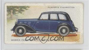 1937 Player's Motor Cars Series 2 - Tobacco [Base] #33 - Morris Fourteen-Six (Series II) Saloon [Good to VG‑EX]