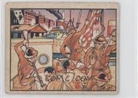 Japanese Seize Vessel and Destroy U.S. Flag [GoodtoVG‑EX]