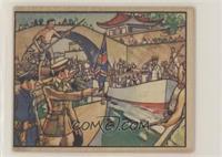 British Commander Breaks Up A Blockade [GoodtoVG‑EX]