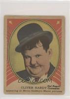 Oliver Hardy [Poor to Fair]