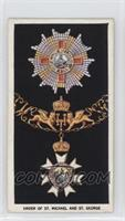 The Most Distinguished Order of St. Michael and St. George [GoodtoV…