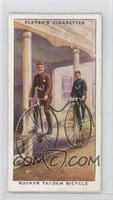 Rucker Tandem Bicycle [PoortoFair]