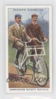 Companion Safety Bicycle