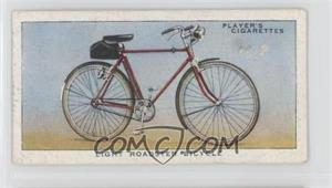 1939 Player's Cycling - Tobacco [Base] #35 - Light Roadster Bicycle [Good to VG‑EX]