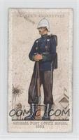 General Post Office Rifles, 1882 [GoodtoVG‑EX]