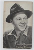 Mickey Rooney [Good to VG‑EX]