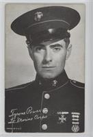 Tyrone Power (Lt. Marine Corps) [Good to VG‑EX]