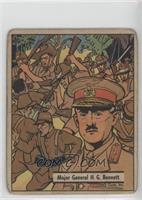 Major General H. G. Bennett [Poor]