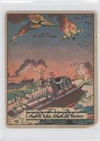 Torpedo Boats Attack Jap Bombers [GoodtoVG‑EX]