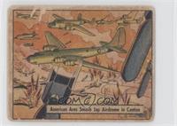American Aces Smash Jap Airdrome In Canton [GoodtoVG‑EX]